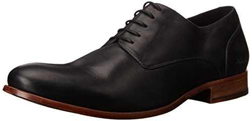 Kenneth Cole New York Menns Pa-raid Oxford Svart