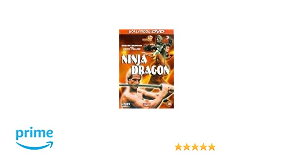 Amazon.com: Ninja Dragon: Richard Harrison: Movies & TV
