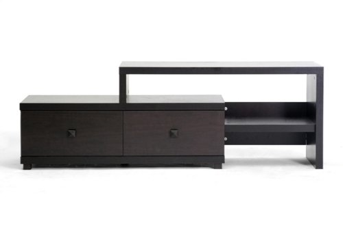 (Wholesale Interiors Blythe Asymmetrical TV Stand)