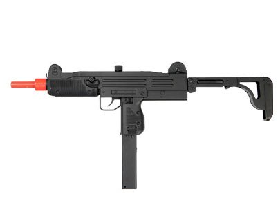 ne Gun Airsoft Auto Electric Gun AEG Drive By (Electric Uzi)
