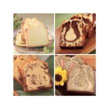 (Sweet Street Pullmans Coffee Cake Loaf - Variety 4 Pack -- 4 per case.)