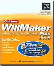 QUICKEN WILLMAKER PLUS 2008 (WIN 95,98,ME,2000,XP,VISTA) (Quicken For Xp)