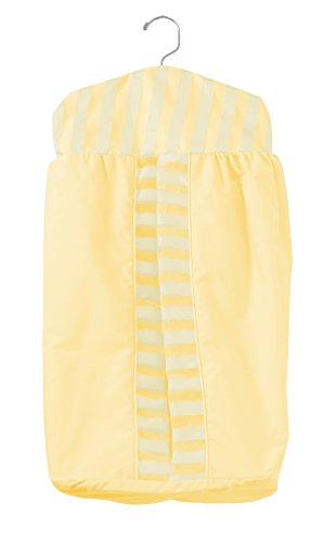 Baby Doll Candyland Crib Diaper Stacker, Yellow