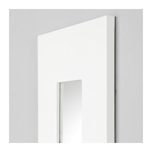 Ikea Malma White Decorative Wall Mirror Wood by Ikea (Image #1)