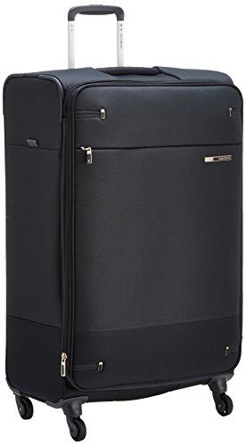 Samsonite Base Boost Spinner Suitcase, 78 cm, 112.5 Liters, Black