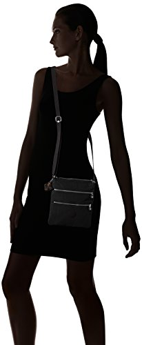 B Rizzi x cm 2 5x21x23 T x Bag Body H Kipling Cross Women's New Black EwHRv4