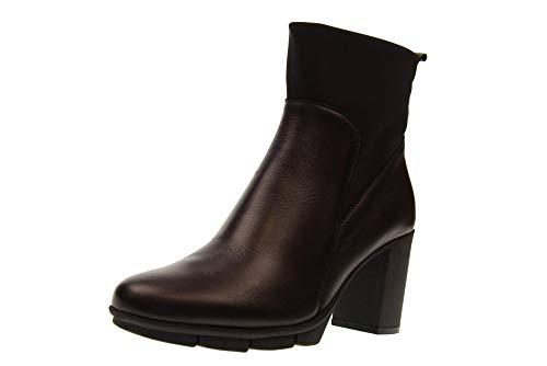 Sidney 11 Black Bottines Talon à Chaussures Flexx Femme D7013 The 0wf8P6