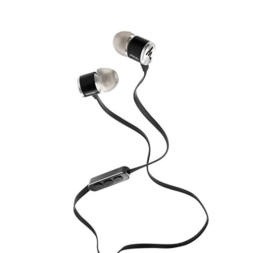 Focal Spark In-Ear Headphones with 3-Button Remote and Microphone (Black) -  SPARKBLACK