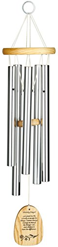 Woodstock Chimes WRSP Reflections Chime, Serenity Prayer