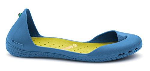Green Ultra Yellow Freshoes IGUANEYE minimal Cobalt Sneakers Blue z6awqA0