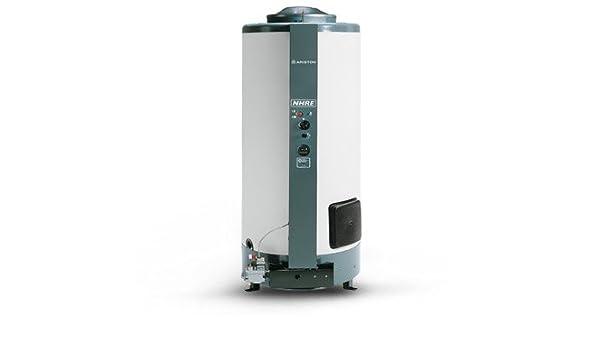 nhre - Calentador de agua a gas de suelo ad Accumulo Camera abierta tiraggio Natural