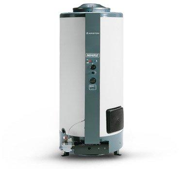 nhre – Calentador de agua a gas de suelo ad Accumulo Camera abierta tiraggio Natural