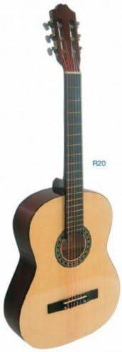 GUITARRA CLASICA Rocio (20) Natural: Amazon.es: Instrumentos musicales