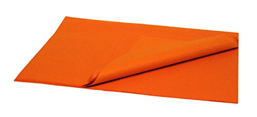Brand Tissue Paper Sheets Orange
