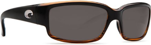 Costa Del Mar CL52OGGLP Caballito Sunglass, Coconut Fade Gray