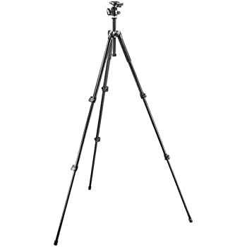Manfrotto MK293A3-A0RC2 293 Aluminum Tripod Kit with Ball Head and Quick Release