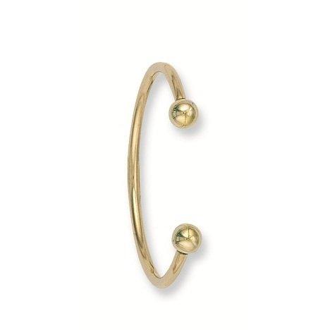 9ct en or jaune bébé Couple Bracelet 6.0G