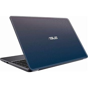 ASUS 11.6 pulgadas HD Laptop - Procesador Intel Celeron, 4GB RAM, 32GB eMMC Flash Memory, HDMI, Bluetooth, Windows 10