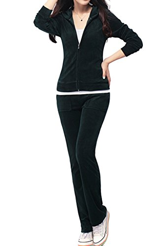 Velour Activewear Set - 9