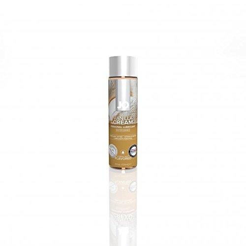 JO H2O aromatisé lubrifiant - crème à la vanille