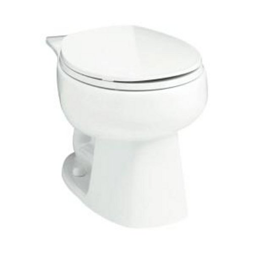 Sterling 403015-0 Windham Round Front Toilet Bowl, White