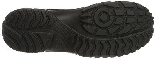 Uvex Safety 6998.8 S1 Gelochte / Perforierte Sicherheitsschuhe / Arbeitsschuhe für Herren / Männer, Rot / Schwarz, Safety Sneaker, Sportlich und Leicht, Größe 43