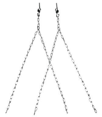 - Cooper Campbell 0702024 Porch Swing Chain Assembly with Hooks