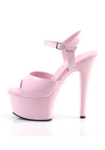 Pink Femme B Pat 609 Aspire b Plateforme Sandales Pleaser wxqIYv4w