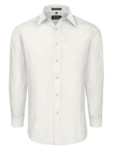 off white dress shirt - 3
