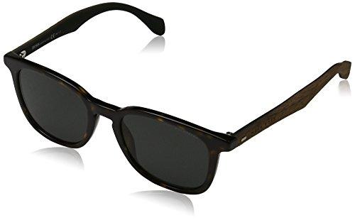 Boss Hugo Boss 0843/S Sunglasses Havana Brown / Gray - Sunglasses Womens Boss Hugo