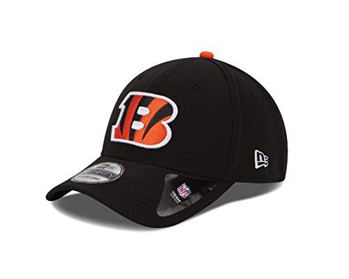 NFL Cincinnati Bengals Team Classic 39THIRTY Stretch Fit Cap, Large/X-Large, Black