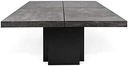 Dusk Table Carree En 130 Ou 150 Cm Presque Une Sculpture