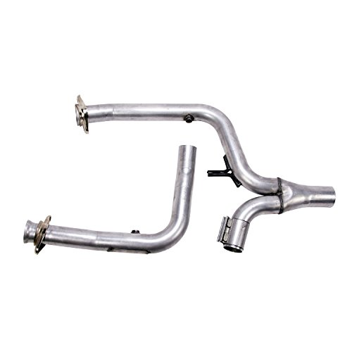 BBK 1694 1-3/4″ Full Length Long Tube Performance Exhaust Headers And 2-1/2″ Y Pipe Assembly for GM LS1 Camaro, Firebird – Chrome Finish