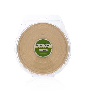 3//4 x 12 yd 1pc German Brown Hair System Tape