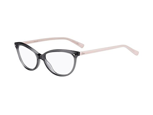 f38e7042ac16 Image Unavailable. Image not available for. Colour  DIOR Eyeglasses 3285  06Ni Gray Opal Pink 54MM