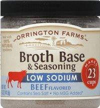 Orrington Farms Base Grnlr Ls Beef Nat 5 Oz