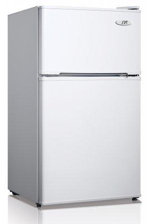 SPT RF 314W Double Refrigerator White