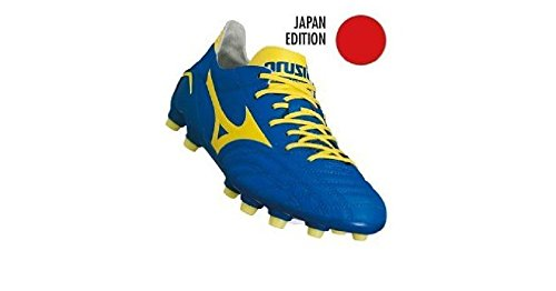 Mizuno Morelia Neo MD Made in Japan LTD Weiss F09 Royal - Giallo
