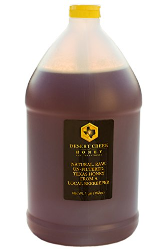 Desert Creek Honey Unfiltered Unpasteurized product image