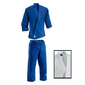 Playwell - Traje de Judo en Azul Desteñido Artes Marciales ...