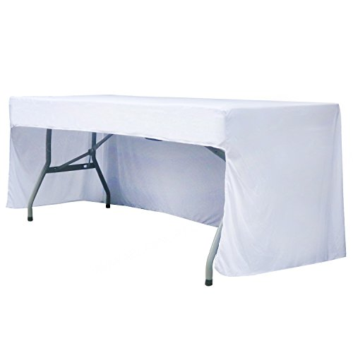 Abccanopy 6 Ft Rectangle Tablecloth Table Cover For Rectangular