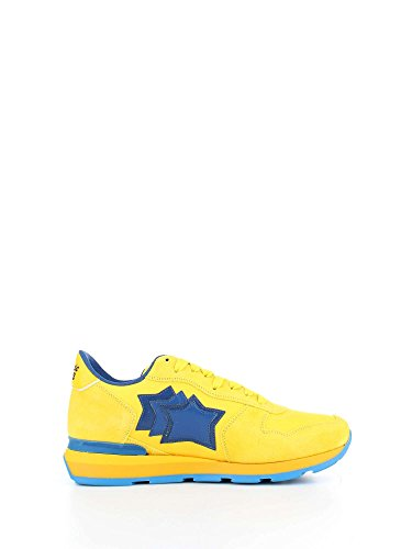 Sneakers Antares Atlantic Giallo Stars NGA Atlantic 23A 40 Uomo Stars qYRWB45