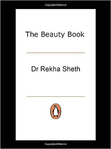 Amazon elektronische Bücher herunterladen Beauty Book: A Complete Manual for Skin and Hair Care auf Deutsch PDF FB2 iBook 014302843X