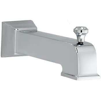 Danze D606425bn Wall Mount Tub Spout With Diverter 8 Inch