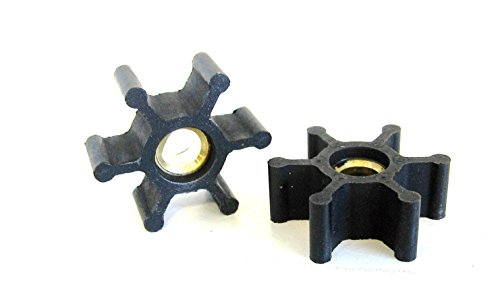 Utility Pump Replacement Impeller part for Maresh Products Water Transfer pump MP Mini (2 Impellers)