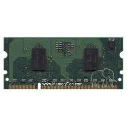 256MB Hewlett Packard LaserJet PC2-3200 DDR2-400 144-pin SDRAM SODIMM (p/n CC415A) by Gigaram by Gigaram