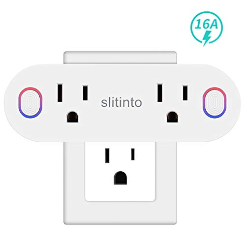 WiFi Smart Plug Socket Works with Alexa Echo/Go...