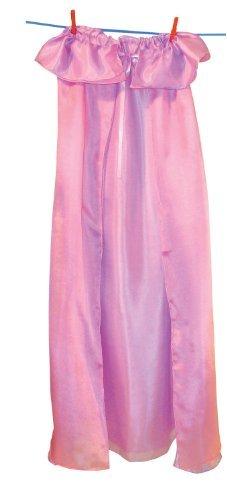 Reversible Cape (Pink/Lavender) by Sarah's Silks