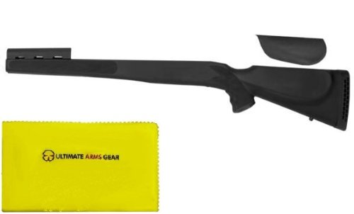 Advanced Technology International SKS Monte Carlo Fixed Stock + Ultimate Arms Gear Care and Reel Silicone Lubricated Cleaning Cloth 12