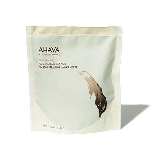 AHAVA Natural Dead Sea Mud for Body 13.6 oz